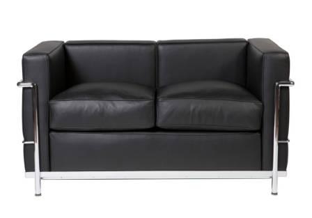 Canapé LC2 de LECORBUSIER