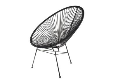Fauteuil ACAPULCO, (Designer Anonyme)